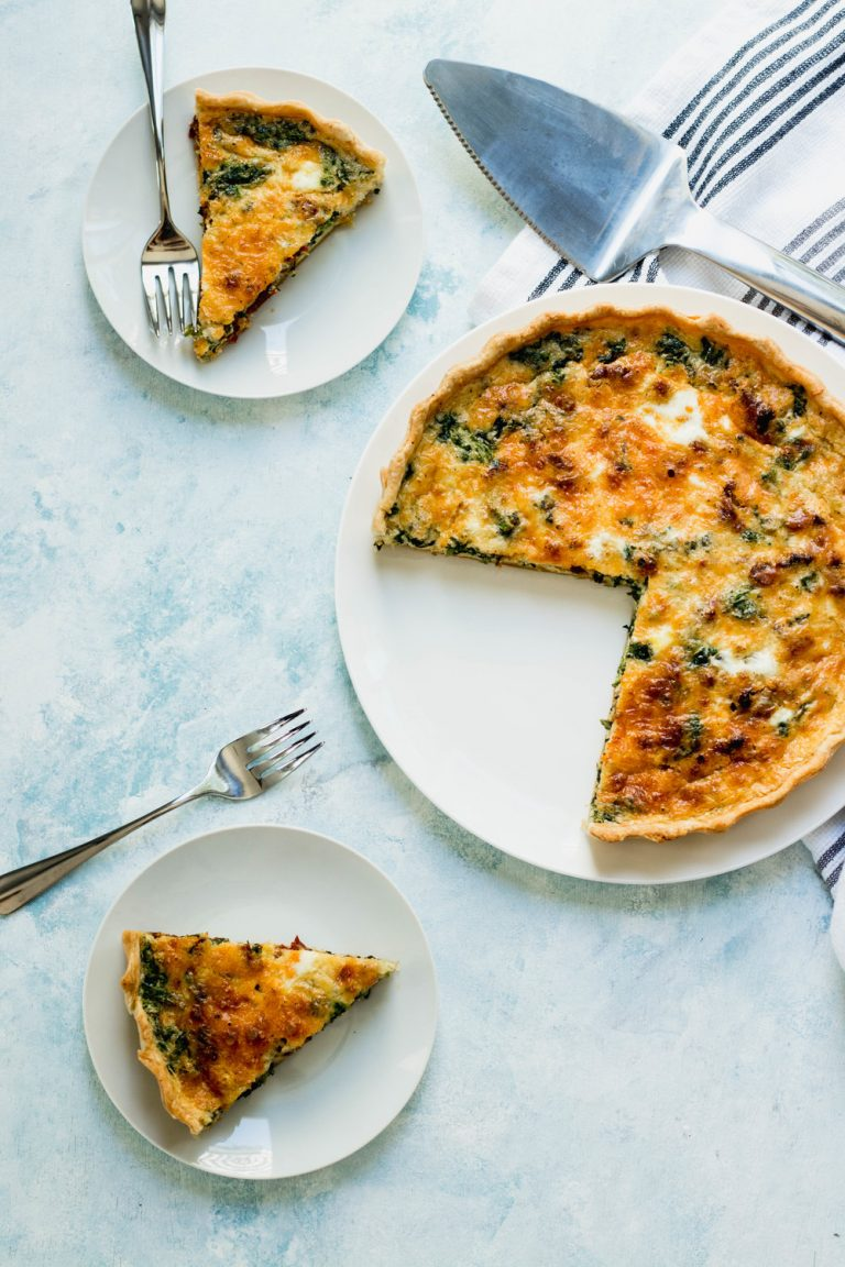 Sundried Tomato Quiche