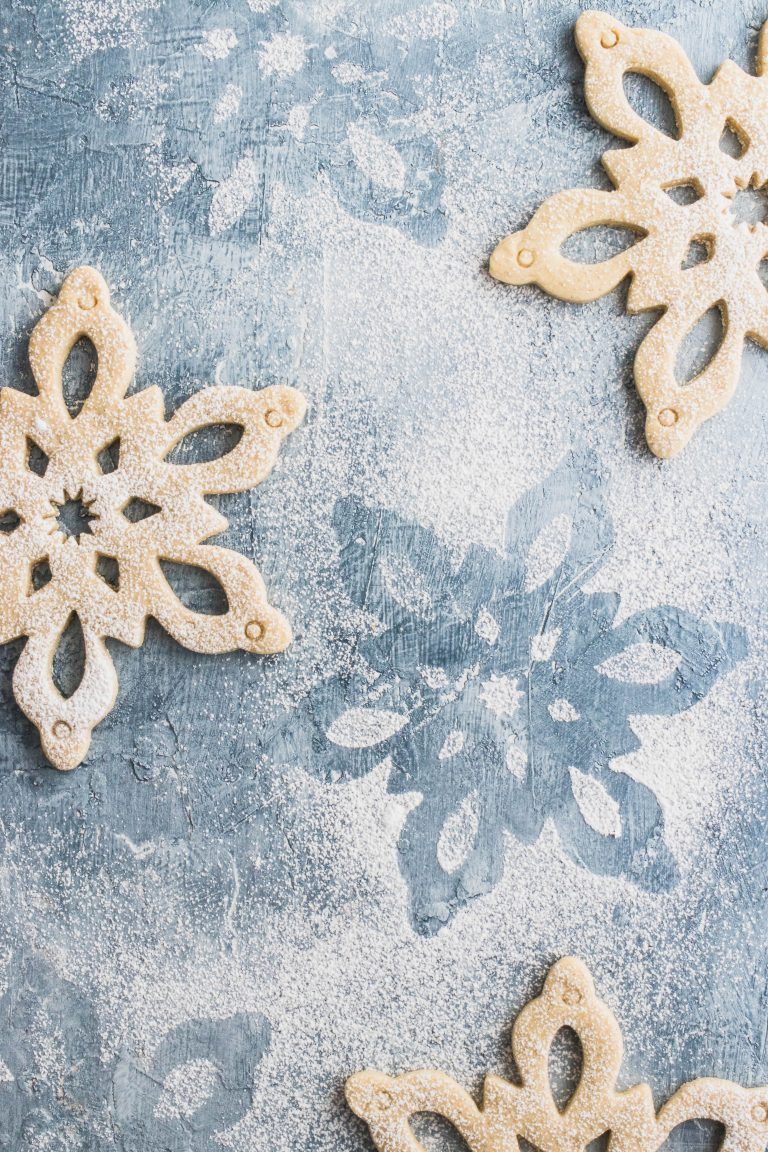 Cardamom Vanilla Bean Sugar Cookies