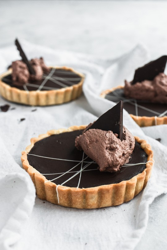 Chocolate Tart Recip
