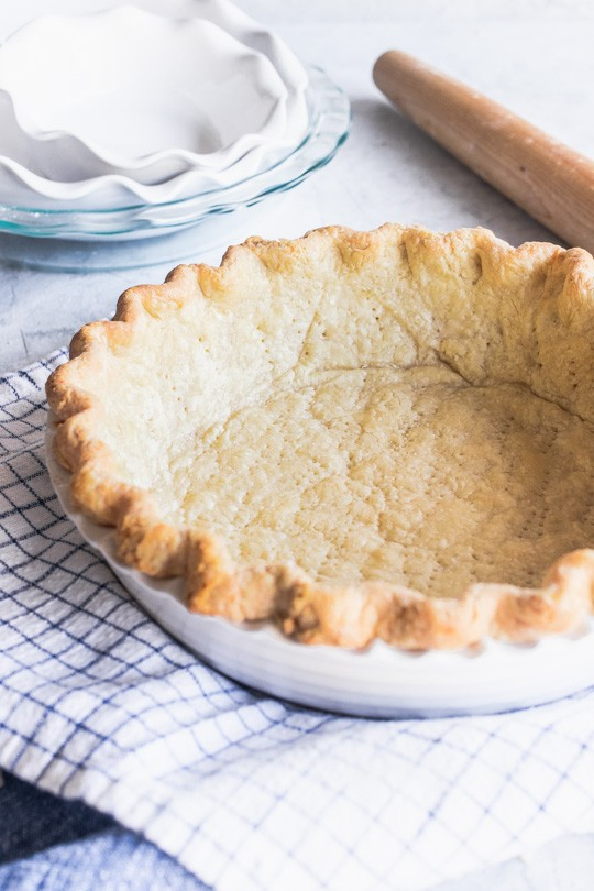 Basic Pie Crust Recipe