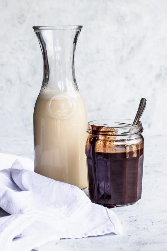 Chocolate Peanut Milk Recipe