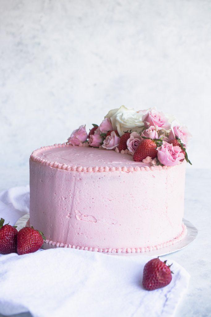 Strawberry Buttercream Recipe