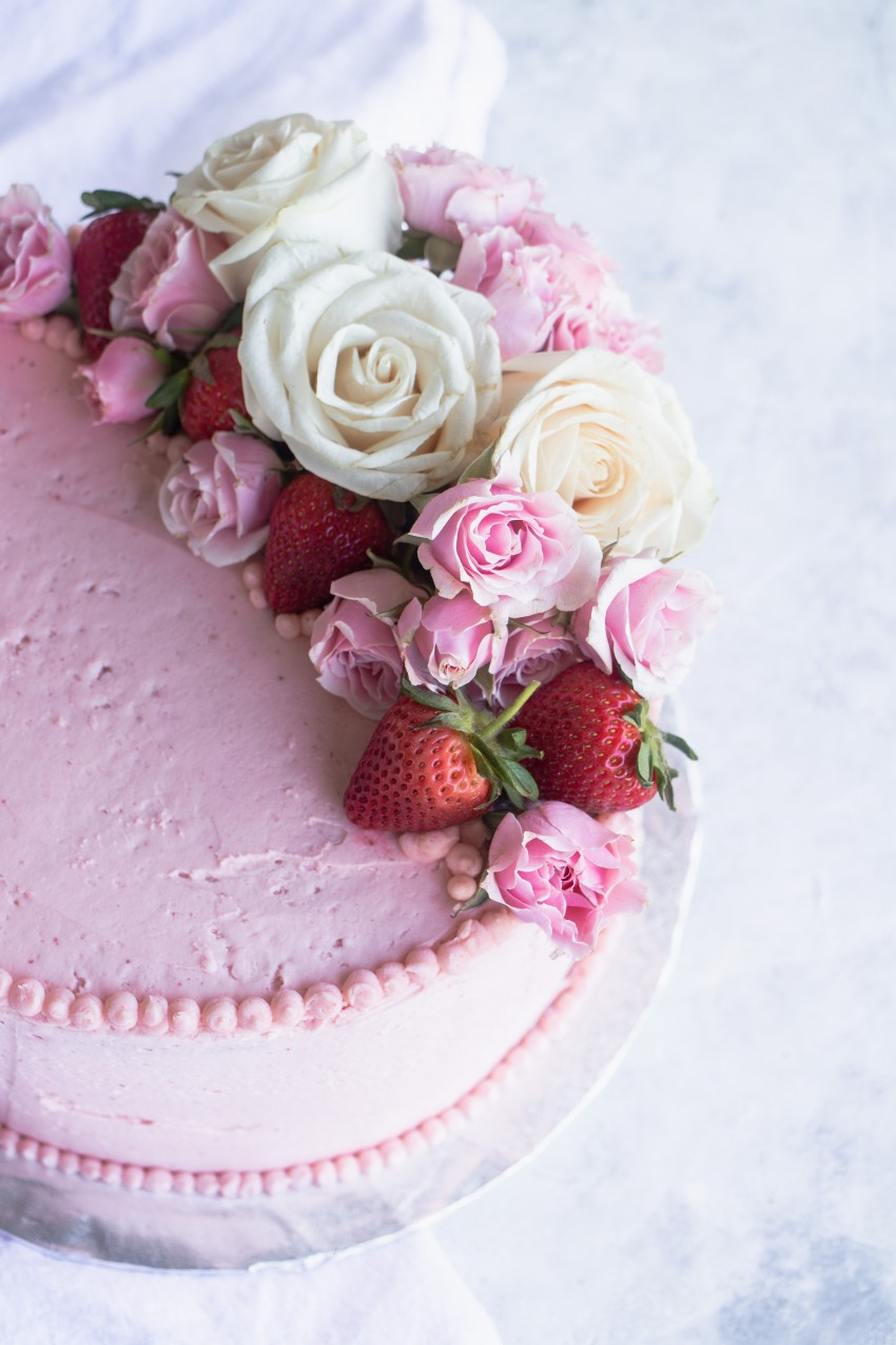 Strawberry Buttercream Recipe