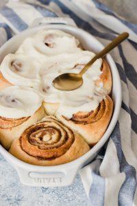 The Best Homemade Cinnamon Rolls || Good Things Baking Co.