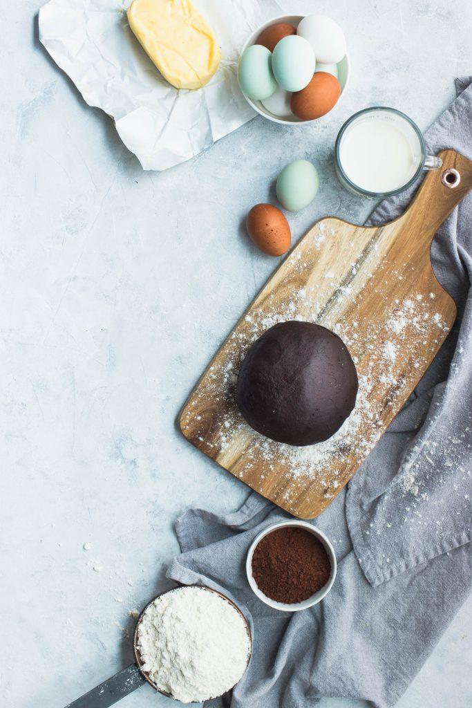 Chocolate Sweet Dough Recipe