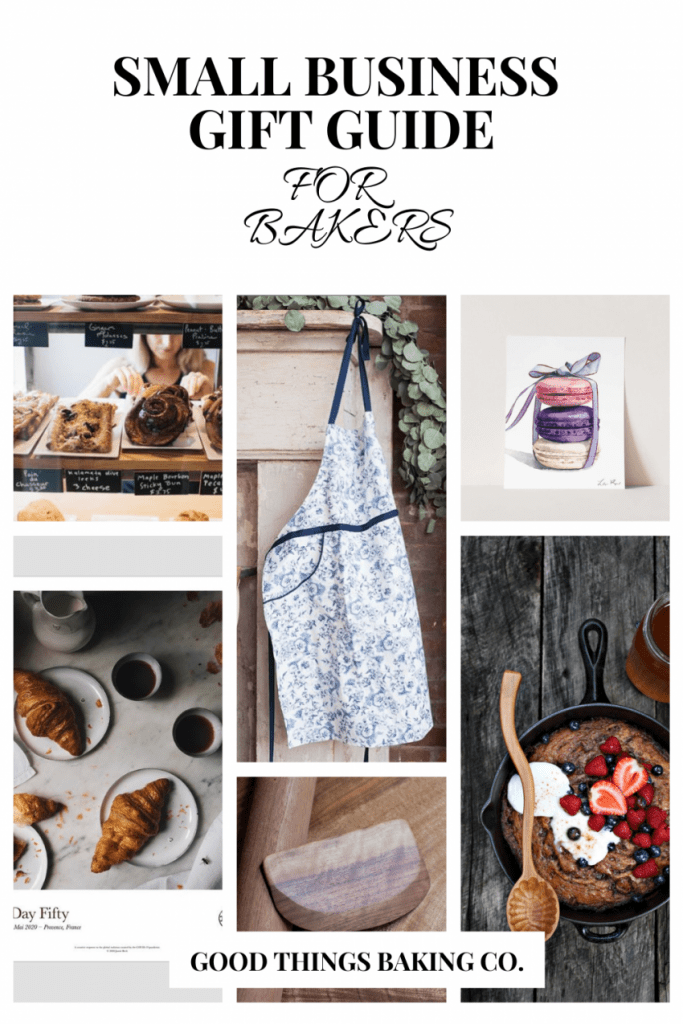 A small business gift guide for bakers